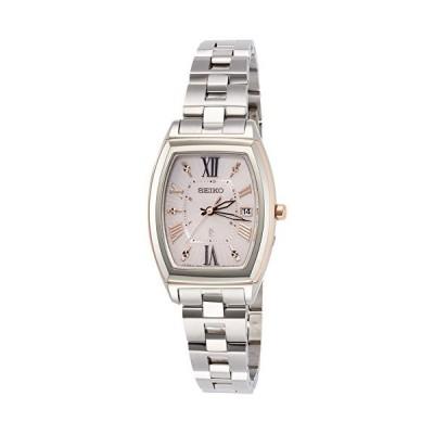 [セイコーウォッチ] 腕時計 ルキア レディ・トノー SSQW032 シルバー