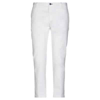 アティピコ AT.P.CO パンツ ホワイト 30 コットン 97% / ポリウレタン 3% パンツ