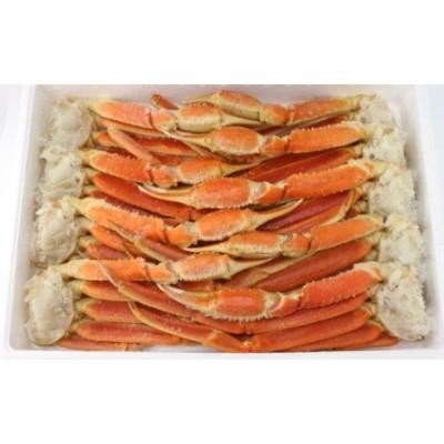 【11】ボイル ずわい 蟹 4Lサイズ 約3kg(約7~9肩)NA04