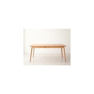 ダイニング テーブル&ソファ  天然木北欧スタイルソファダイニング ダイニングテーブル W160