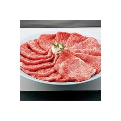 (冷凍)大和榛原牛 すき焼きしゃぶしゃぶ用ロース・もも食べ比べセット(ロース300g、もも300g) / 牛肉 黒毛和牛 A5 奈良県 特産