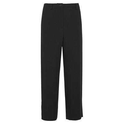 セオリー THEORY パンツ ブラック 6 シルク 100% パンツ