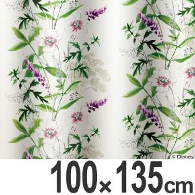 カーテン 遮光カーテン スミノエ ミッキー ワイルドフラワ- 100×135cm ( 送料無料 ディズニー ドレープカーテン ミッキーマウス