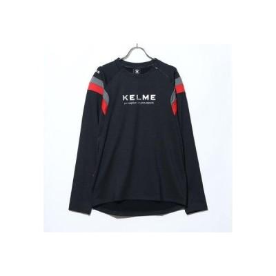 ケレメ KELME メンズ サッカー/フットサル パーカー ウォームアップシャツ KA20F657
