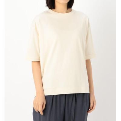【ビショップ/Bshop】 【handvaerk】クルーネック ショートスリーブTシャツ WOMEN