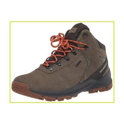 Merrell メンズ J033691 ハイキングブーツ US サイズ: 9 カラー: グリーン【並行輸入品】