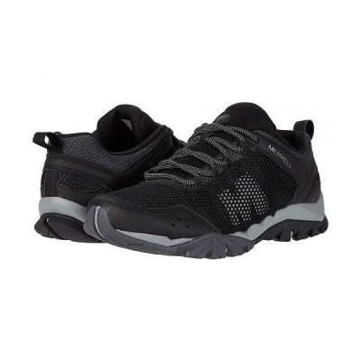 Merrell メレル メンズ 男性用 シューズ 靴 ブーツ ハイキング トレッキング Riverbed 2 - Black