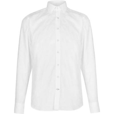 サイモン カーター Simon Carter メンズ シャツ トップス Jagger Tonal Cotton Shirt Tonal Flower