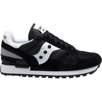 サッカニー スニーカー シューズ メンズ Shadow Original Sneaker (Men's) Black