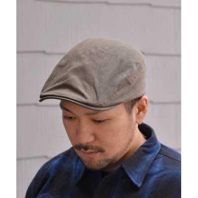 ANCHOR by ROTAR/VIVIFY / QUARTER GALLERY オイルドハンチング MEN 帽子 > ハンチング/ベレー帽