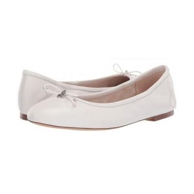 Sam Edelman サムエデルマン レディース 女性用 シューズ 靴 フラット Felicia - Bright White