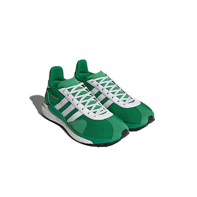 <adidas (Men)/アディダス> adidas Originals by HUMAN MADE スニーカー TOKIO SOLAR HM FZ0550 GREEN【三越伊勢丹/公式】