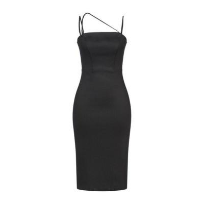 MARCIANO マルチアーノ チューブドレス ファッション  レディースファッション  ドレス、ブライダル  パーティドレス ブラック