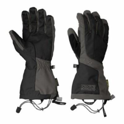 アウトドアリサーチ 手袋・グローブ Arete Glove Black/Charcoal