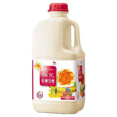 統一陽光黃金豆豆漿 -低糖口味