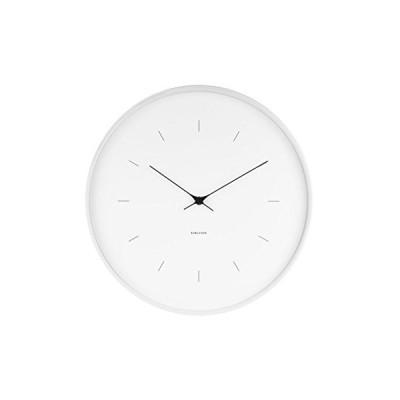 Karlsson Modern Wall Clocks KA5707WH 並行輸入品
