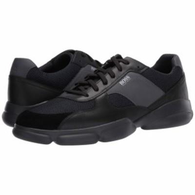 ヒューゴ ボス BOSS Hugo Boss メンズ スニーカー ローカット シューズ・靴 Rapid Low Top Sneaker by BOSS Black
