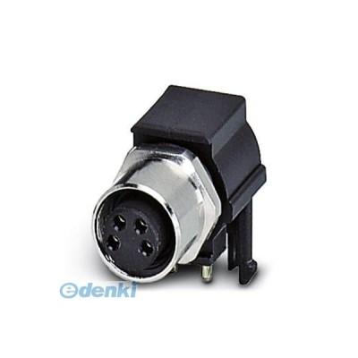 フェニックスコンタクト [SACC-DSIV-M8FS-4CON-L90] 筐体取付コネクタ - SACC-DSIV-M 8FS-4CON-L 90【20個入】
