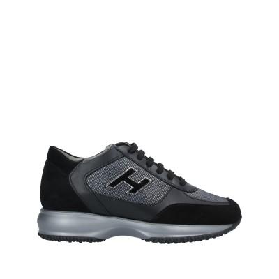 ホーガン HOGAN スニーカー&テニスシューズ(ローカット) ブラック 38.5 革 スニーカー&テニスシューズ(ローカット)