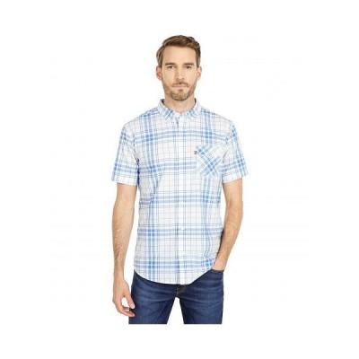 Levi's(R) リーバイス メンズ 男性用 ファッション ボタンシャツ Payor Short Sleeve Woven - Riverside