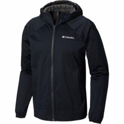 コロンビア Columbia メンズ レインコート アウター OutDry Ex II Reversible Jacket Black