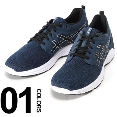 アシックス スニーカー 靴 大きいサイズ メンズ サカゼン ローカット ネイビー ASICS GEL-TORRANCE