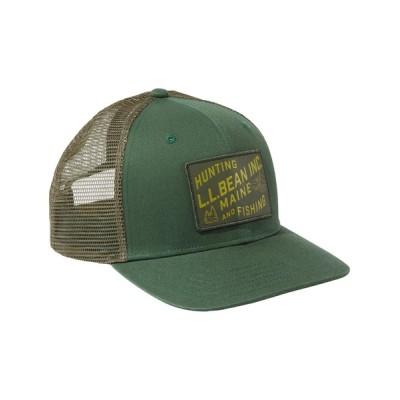 L.L.Bean / メンズ エル・エル・ビーン・ハント・フィッシュ・トラッカー・ハット MEN 帽子 > キャップ