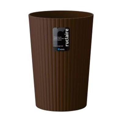 まとめ売りアスベル ルクレールコレクション Sブラウン 6218BR 1個 ×10セット 生活用品 インテリア 雑貨 日用雑貨 ゴミ箱[▲][TP]