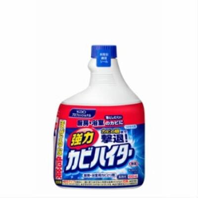 花王 強力 カビハイター付替 1L 1本より販売 次亜塩素酸塩 お風呂用洗剤 除菌 特大 1000ml 詰め替え