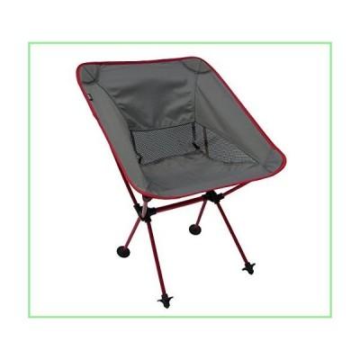 ジョーイ椅子、赤 並行輸入品