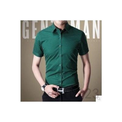 半袖ワイシャツメンズ半そでシャツ半そでビジネス用カジュアル紳士メンズファッション夏新作トップ抓?t01t345