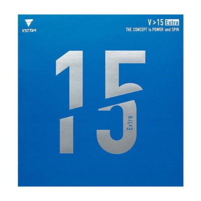 VICTAS V>15Extra レッド MAX [卓球ラバー] スポーツ用品