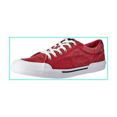 【新品】Sperry Men's Striper II Retro Sneaker Men 10.5 - red(並行輸入品)