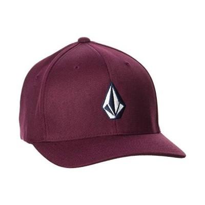 ボルコム ユニセックス 定番 Xフィットキャップ (FLEX FITボディ) D5511105 / Full Stone Xfit Hat