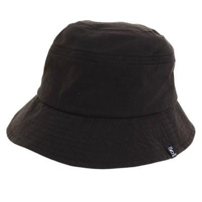HUITIEMEアクセサリー UV ハット ROUND HAT HU18S898SST021 BLK 日よけブラック