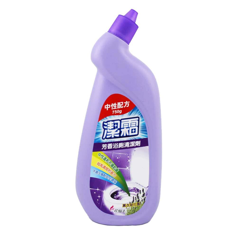 潔霜芳香浴廁清潔劑--薰衣草
