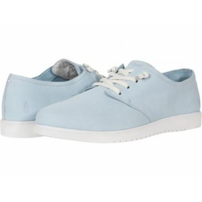 Hush Puppies ハッシュパピーズ レディース 女性用 シューズ 靴 スニーカー 運動靴 The Everyday Lace-Up Blue Dusk Nubuck【送料無料】