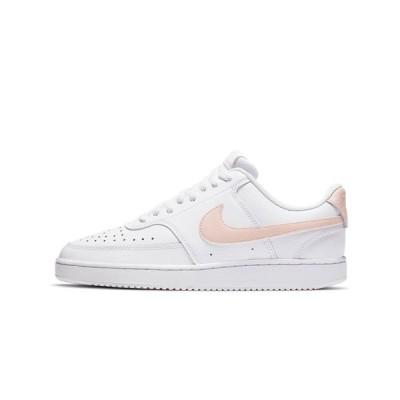 ナイキ レディース スニーカー シューズ Nike Court vision low in white White
