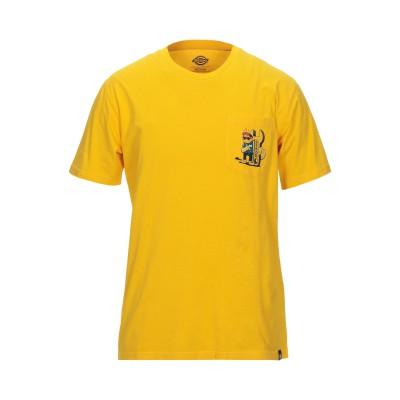 ディッキーズ DICKIES T シャツ オレンジ XS コットン 100% T シャツ