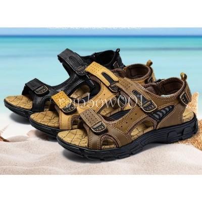 サンダル メンズ スポーツサンダル スポサン アウトドアサンダル 歩きやすい 軽量 夏 スニーカー メンズシューズ アウトドア 通気性 軽量