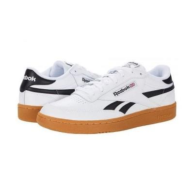 Reebok Lifestyle リーボック メンズ 男性用 シューズ 靴 スニーカー 運動靴 Club C Revenge - White/Black/Gum