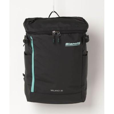 LOWARD / ビアンキ【Bianchi】ボックスリュック 抗菌ポケット装備モデル MEN バッグ > バックパック/リュック