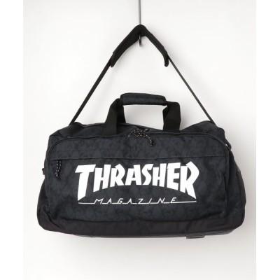 Lumie / THRASHER/スラッシャー 2wayボストンバッグ MEN バッグ > ボストンバッグ
