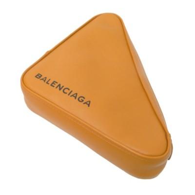 BALENCIAGA トライアングルポシェット オレンジ サイズ:- (渋谷神南店) 200404