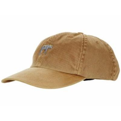 フィルソン メンズ 帽子 アクセサリー Washed Low-Profile Cap Bronze Wolf