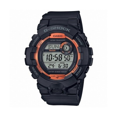 カシオGショック ジー・スクワッド デジタル腕時計 GBD-800SF-1JR ファイアー・パッケージ2020年モデル Bluetooth通信 メンズ 国内正規品