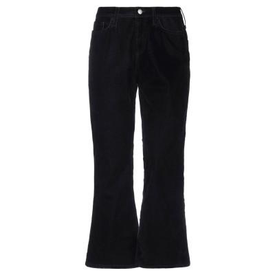 ロイ ロジャース ROŸ ROGER'S パンツ ブラック 27 コットン 92% / レーヨン 6% / ポリウレタン 2% パンツ