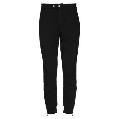 アレキサンダー マックイーン ALEXANDER MCQUEEN パンツ ブラック S コットン 100% / ポリウレタン パンツ