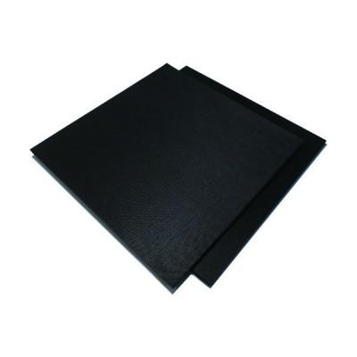 イノアック カームフレックス F−55 黒 30x1000x1000 化粧断ち加  『F5530』