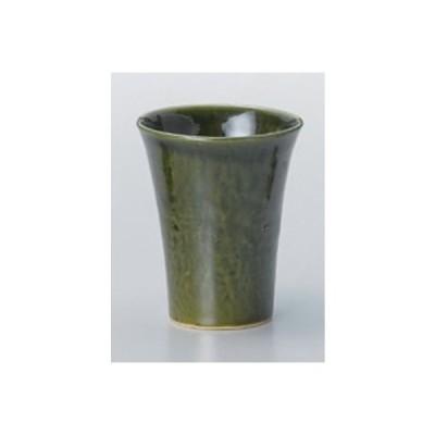 和食器 / 酒器 オリベフリーカップ 寸法:9.5 x 12cm 380cc